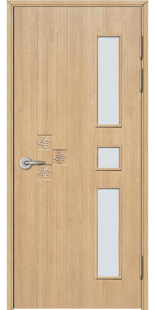 cửa nhựa giả gỗ kos 206