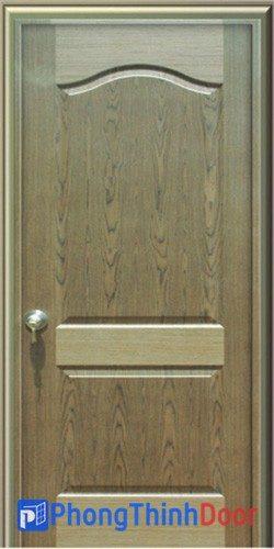 cửa gỗ công nghiệp hdf veneer cao cấp phong thinh door