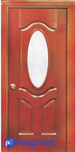 cửa gỗ hdf veneer cao cấp
