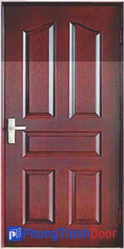 Báo giá cửa gỗ hdf 5 panel