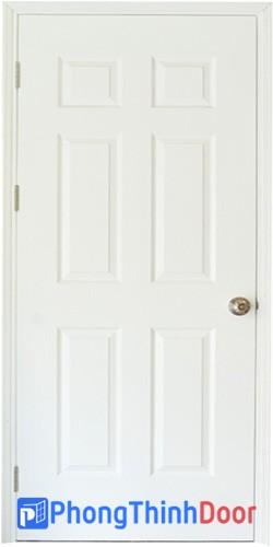 cửa gỗ hdf 6 panel c1