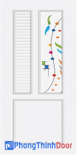 cửa nhựa đài loan phong thinh door