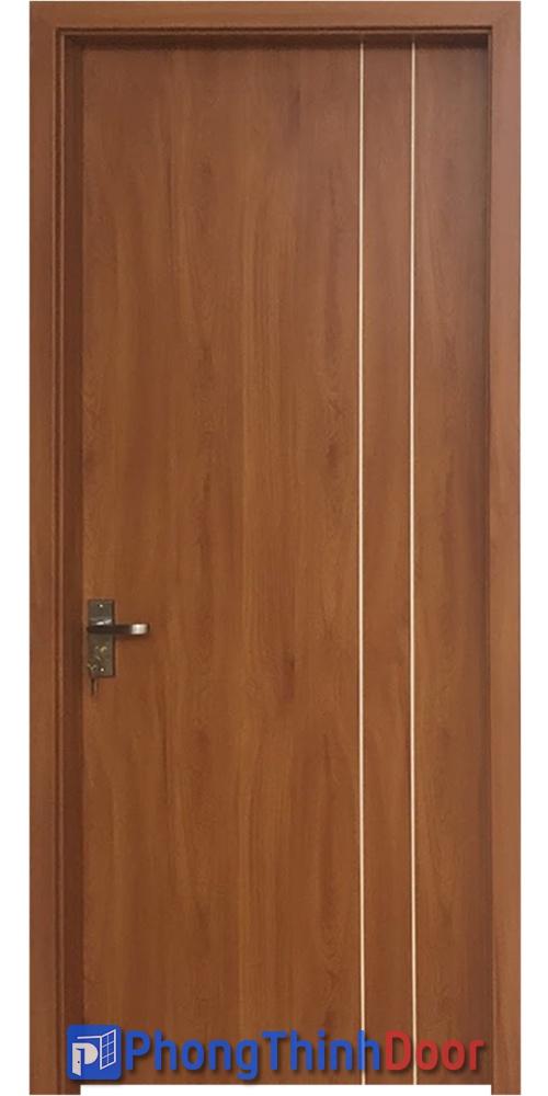 Cửa gỗ công nghiệp an cường P2D