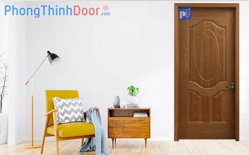 cửa gỗ hdf veneer HDF 3A-sồi