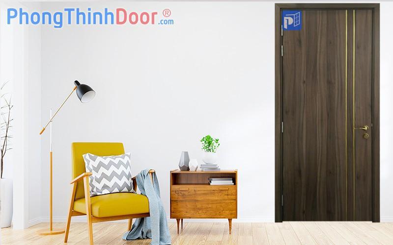 cửa gỗ laminate phòng ngủ