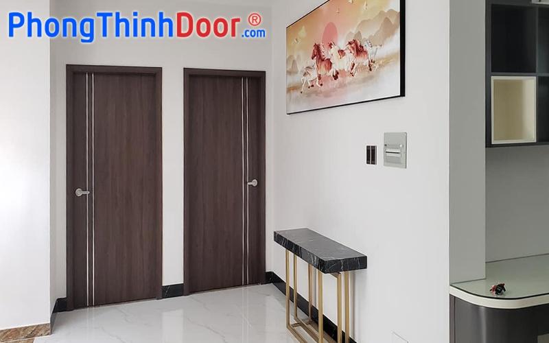 cửa gỗ phòng ngủ đep