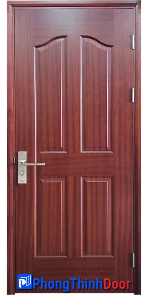 cửa gỗ hdf veneer 4a