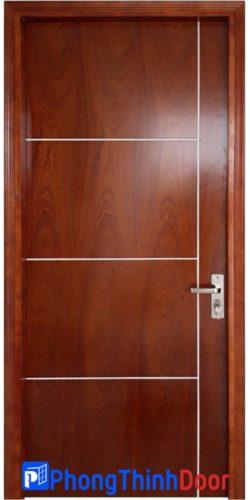 cửa gỗ mdf veneer P1R4B