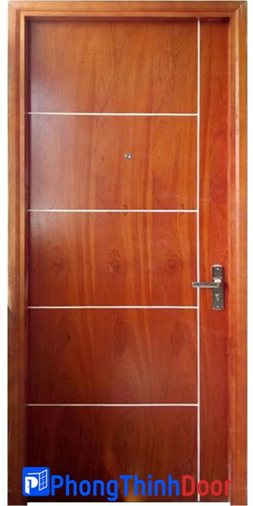 cửa gỗ công nghiệp mdf P1R4