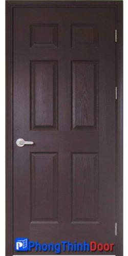 cửa gỗ hdf 6a-c12