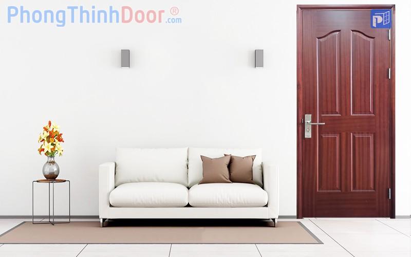 cửa gỗ hdfv 4a
