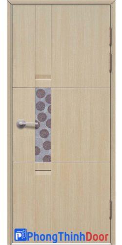 cửa toilet giả gỗ