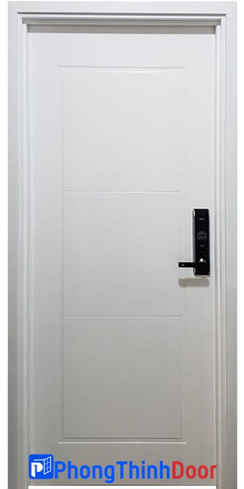 cửa màu trắng đẹp syb 11-87