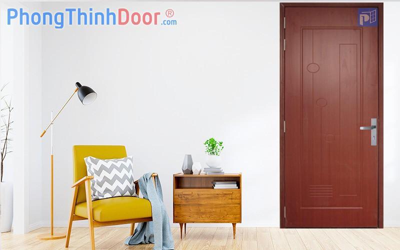 cửa phòng ngủ giả gỗ
