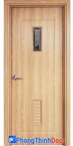 cửa gỗ composite giả gỗ