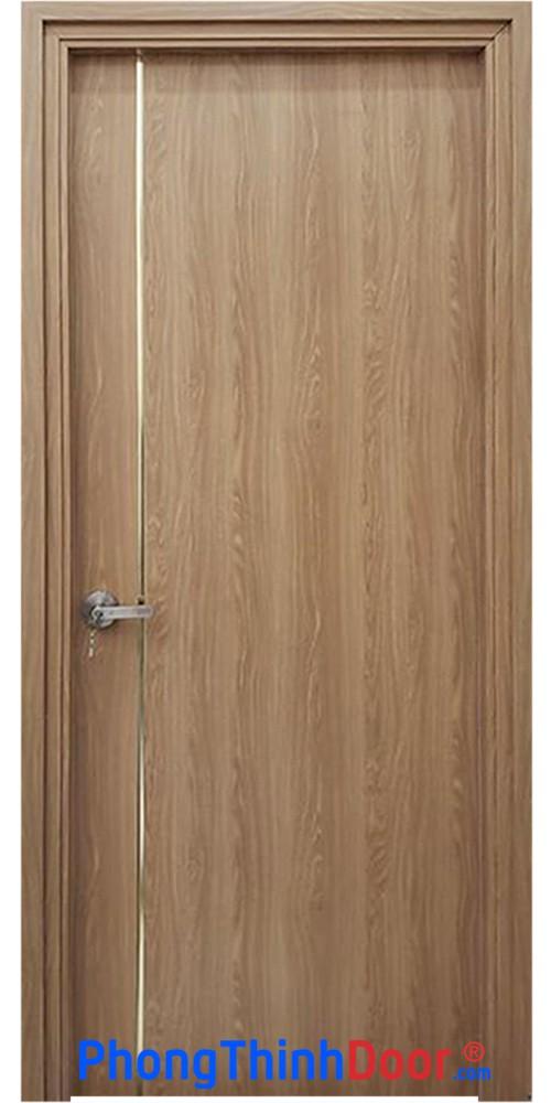 cửa gỗ nhựa phẳng