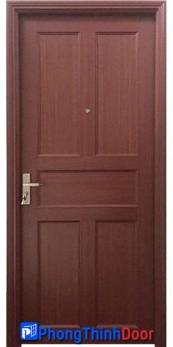 cửa nhựa đài loan yo-42 thay kính bằng ván nhựa