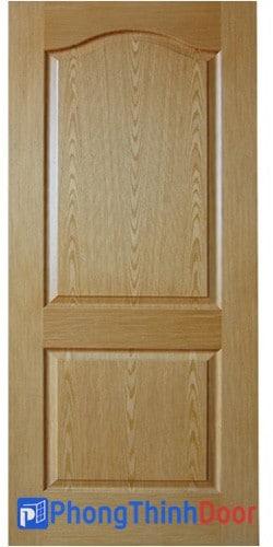 cửa gỗ HDF Veneer 2A-walnut