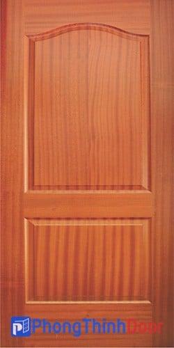 Cửa gỗ VENEER 2A-SAPELE