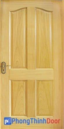 cua go mdf veneer phong thinh door
