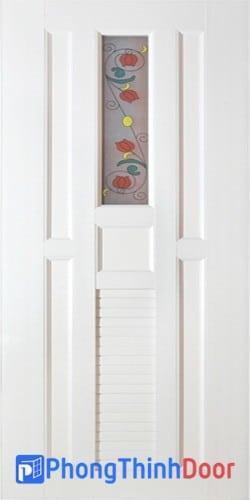 cửa nhựa giả gỗ cao cấp