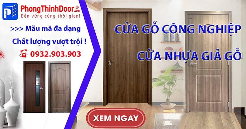 giá cửa gỗ phòng ngủ