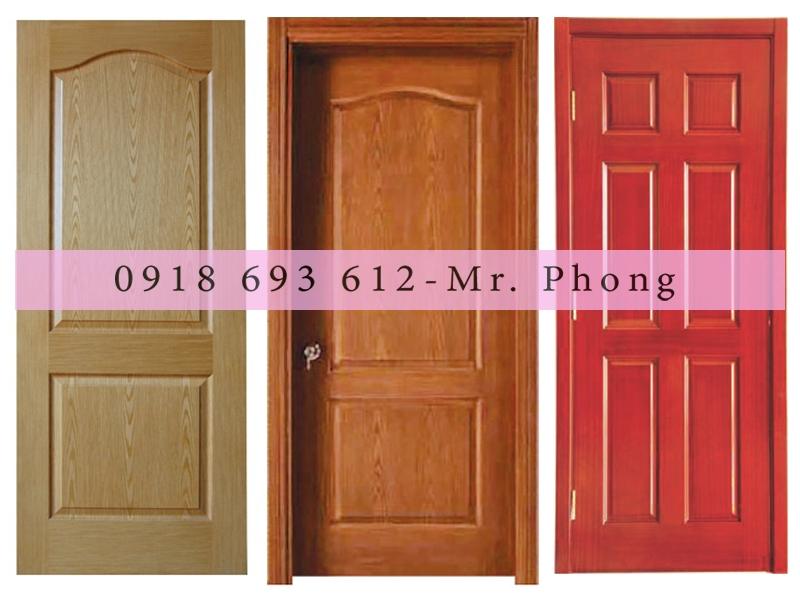 cửa gỗ quận 1