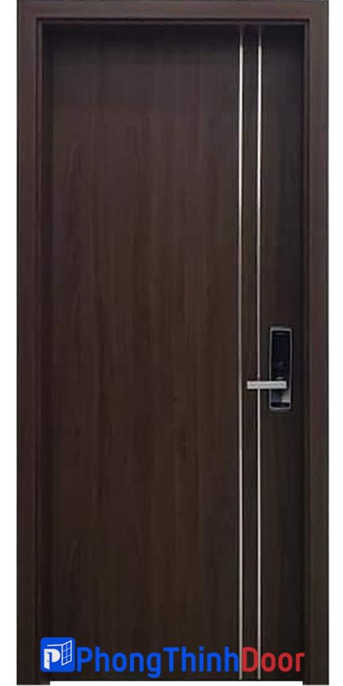 cửa gỗ công nghiệp cao cấp p2l