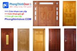 cửa gỗ tự nhiên