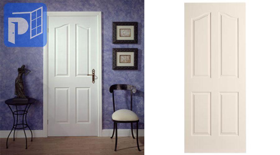 cửa gỗ hdf PTD.4A-C1