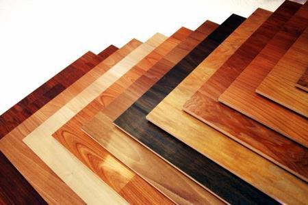 Màu ván gỗ MDF An Cường