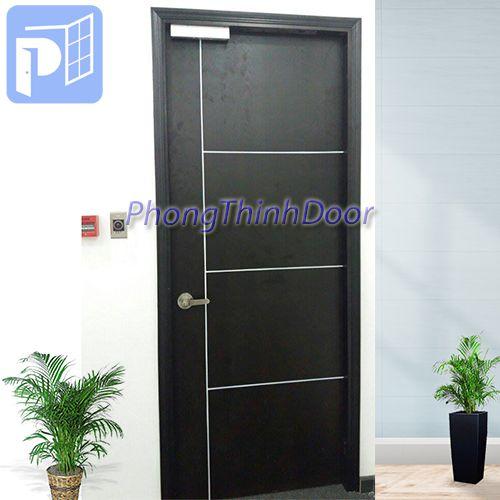 cửa gỗ cao cấp an cường P1R3