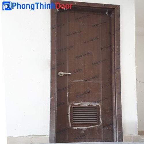 cửa có lá sách