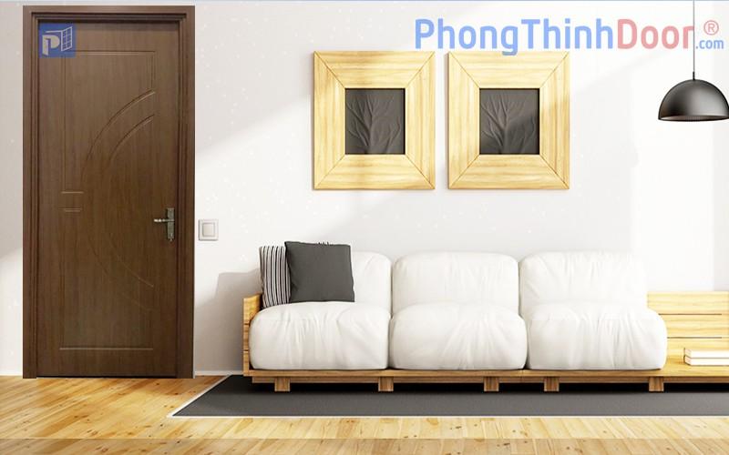 cửa composite vân gỗ