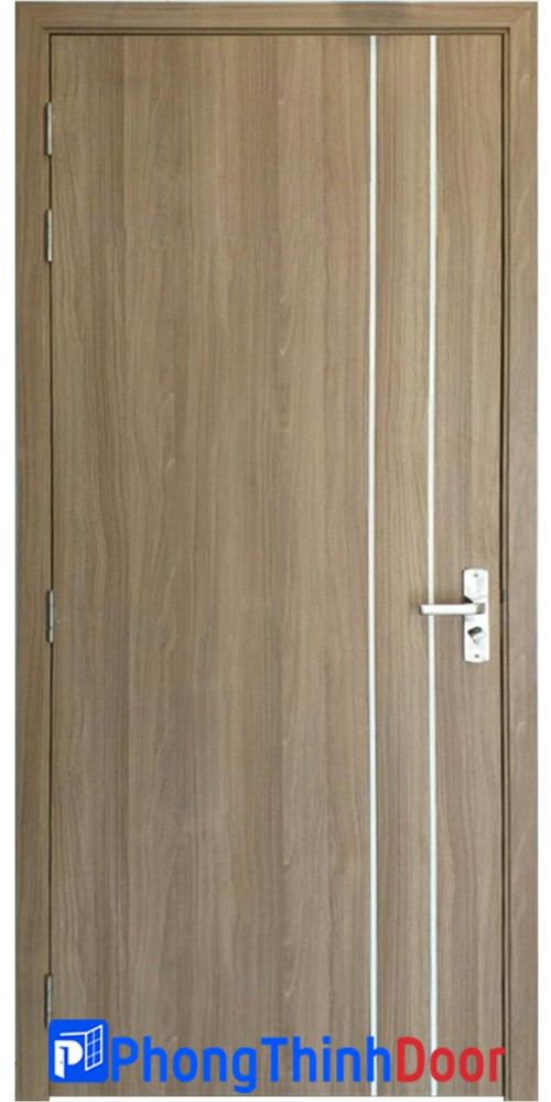 cửa gỗ laminate 2 chi sơn
