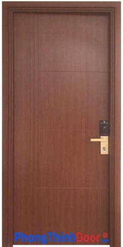 cửa gỗ nhựa composite SYB701