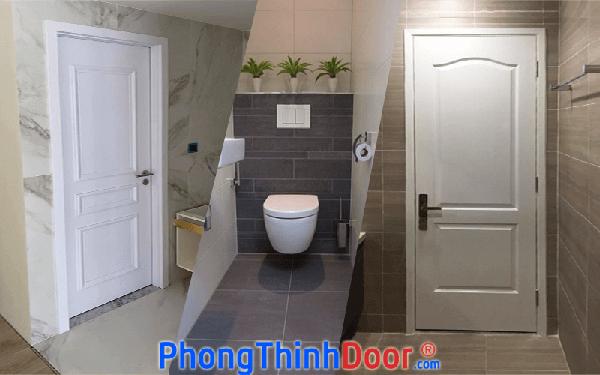 cửa nhựa toilet