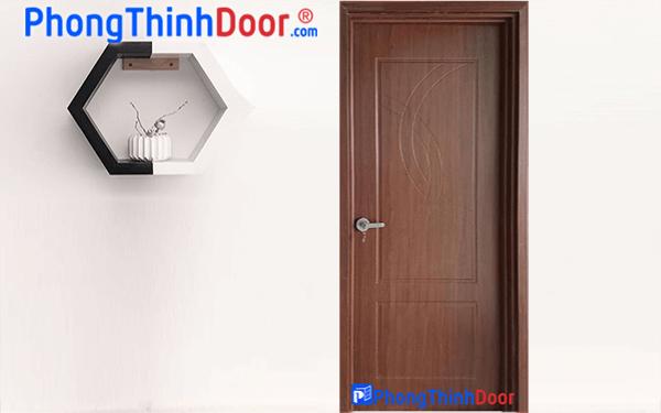 mẫu cửa gỗ composite đẹp